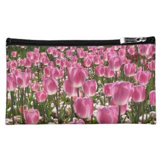Canberra Tulips Makeup Bag