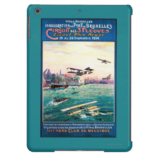 Cancelled Float Plane Promotional Poster iPad Air Cover
