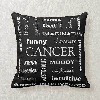 Cancer Astrological Cushion