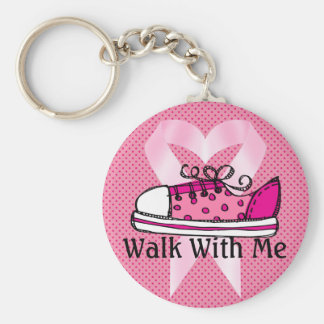 Cancer Awareness Keychain by SRF