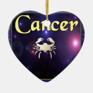 Cancer Christmas Ornament