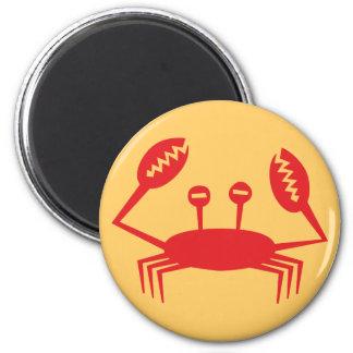 Cancer crab crawfish magnet