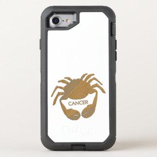 Cancer Crab Zodiac OtterBox Defender iPhone 7 Case