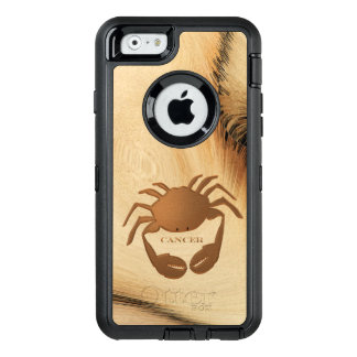 Cancer Crab Zodiac OtterBox iPhone 6/6s Case