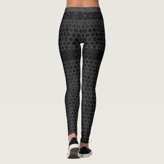 Cancer Free Lace Leggings