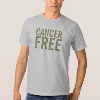 CANCER FREE T SHIRT