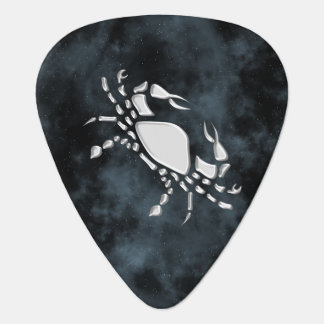 Cancer Guitar Pick