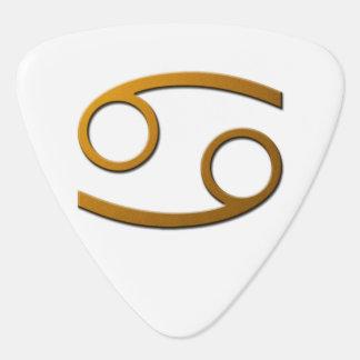 Cancer Guitar Pick