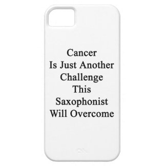 Cancer Is Just Another Challenge This Saxophonist iPhone 5 Covers