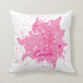 Cancer Pink Pillow