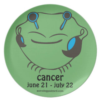Cancer Plate