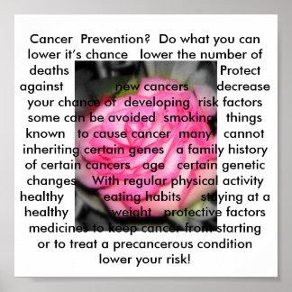Cancer  Prevention Poster