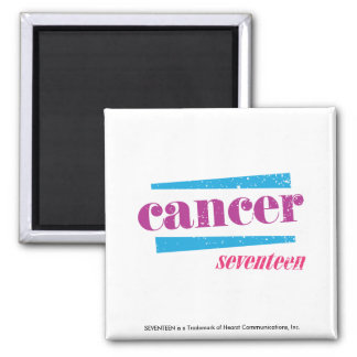 Cancer Purple Magnets