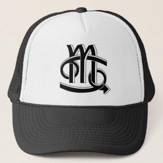 Cancer & Scorpio Partners bw Trucker Hat