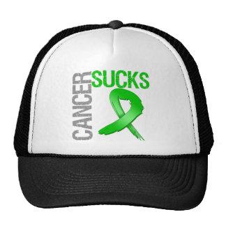 Cancer Sucks - Kidney Cancer Mesh Hats