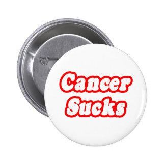 Cancer Sucks Pinback Button