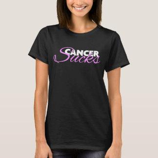Cancer Sucks Pink Version 1 T-Shirt