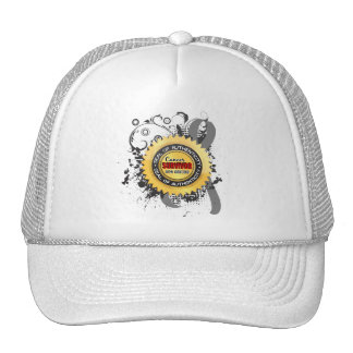 Cancer Survivor 23 Brain Cancer Hat