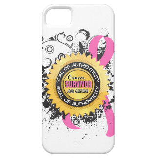 Cancer Survivor 23 Breast Cancer iPhone 5 Cover