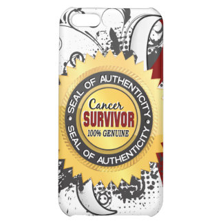 Cancer Survivor 23 Head Neck Cancer iPhone 5C Cover