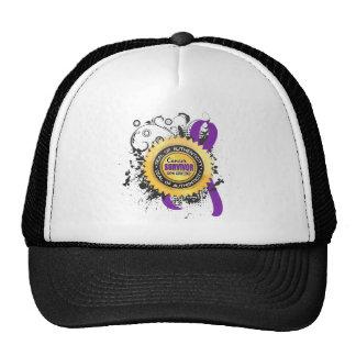 Cancer Survivor 23 Leiomyosarcoma Mesh Hat