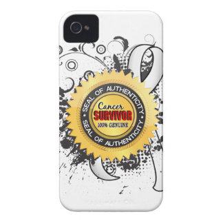 Cancer Survivor 23 Lung Cancer iPhone 4 Cover