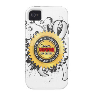 Cancer Survivor 23 Lung Cancer iPhone 4 Covers