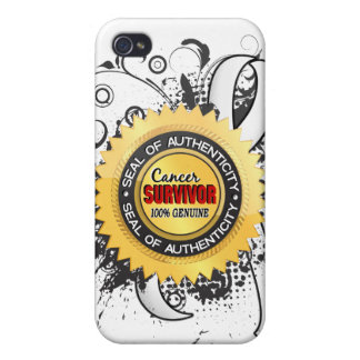 Cancer Survivor 23 Lung Cancer Covers For iPhone 4
