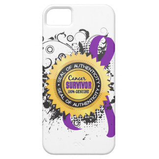 Cancer Survivor 23 Pancreatic Cancer Case For The iPhone 5