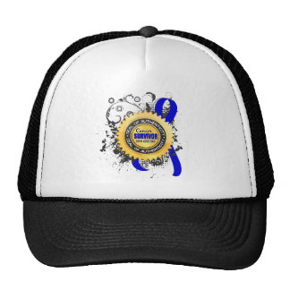 Cancer Survivor 23 Rectal Cancer Cap