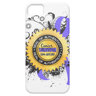 Cancer Survivor 23 Stomach Cancer iPhone 5 Cases