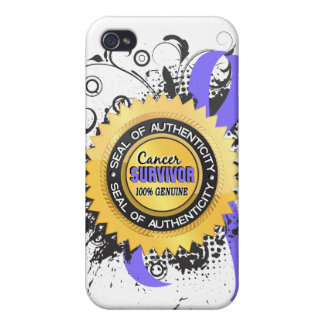 Cancer Survivor 23 Stomach Cancer Cases For iPhone 4