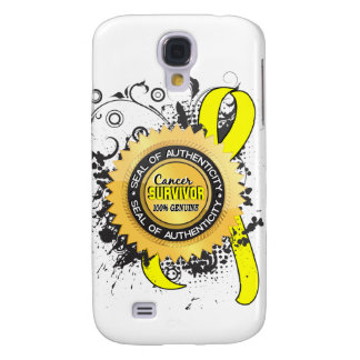 Cancer Survivor 23 Testicular Cancer Samsung Galaxy S4 Covers