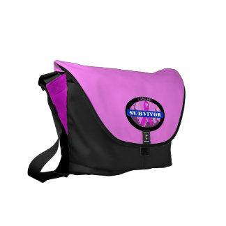 Cancer Survivor Messenger Bag