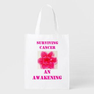Cancer Survivor Shopping Bag