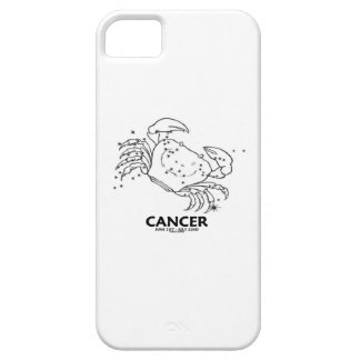 Cancer The Crab (June 21st - July 22nd) iPhone 5 Cases