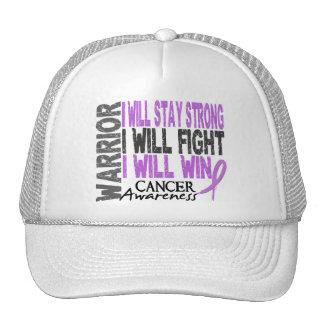 Cancer Warrior Trucker Hat