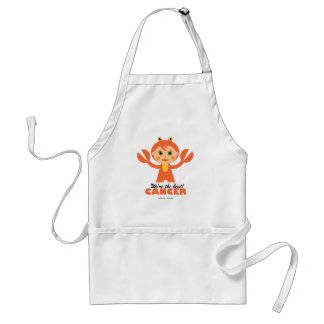Cancer Zodiac for kids Aprons