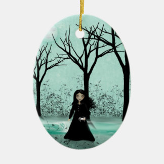 Cancer - Zodiac Girls - Ornament