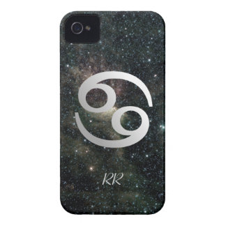 Cancer Zodiac Star Sign on Universe Blackberry Bold Cases