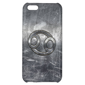 Cancer Zodiac Symbol Industrial Style iPhone 5C Cases