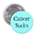 CancerSucks 3 Cm Round Badge