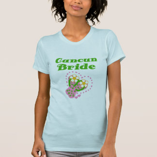 Cancun Bride T-Shirt