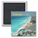 Cancun fridge magnet