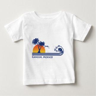 Cancun Mexico Baby T-Shirt