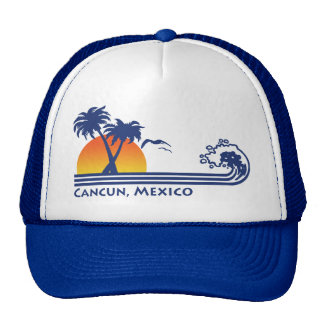 Cancun Mexico Cap