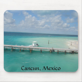 Cancun, Mexico Mouse Mat