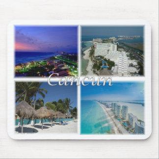 Cancun Mexico Mouse Mat