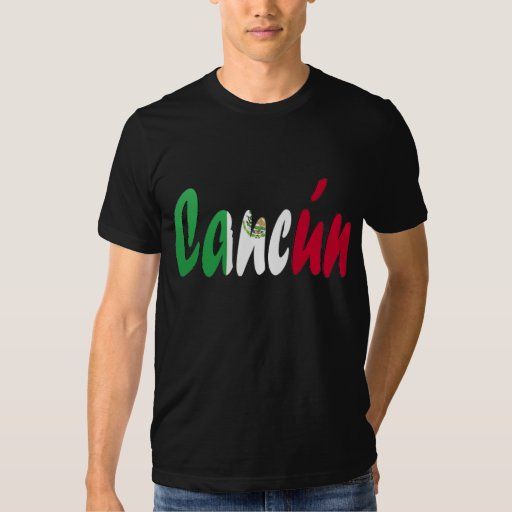Cancun, Mexico Shirts