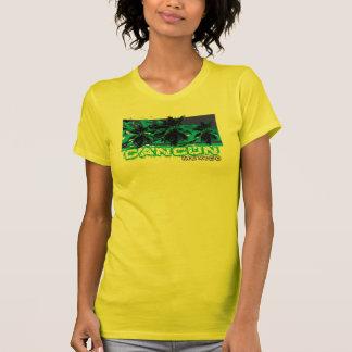Cancun Palm Trees Tee Shirt